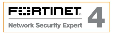 Certificazione Fortinet Nse 4